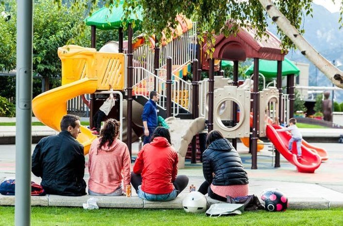 Raising World Children Park
