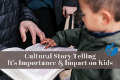 Raising World Children Storytelling