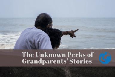 Raising World Children Grandparents Stories