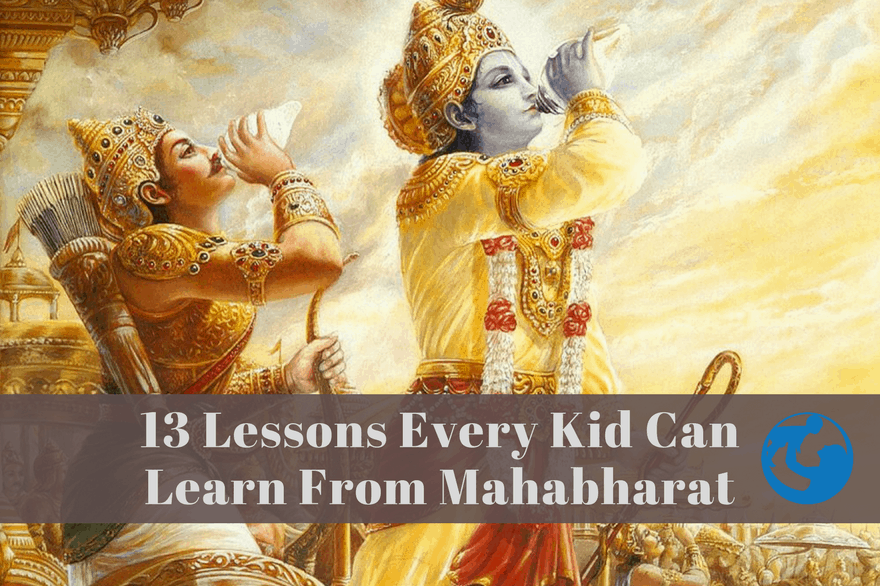 13 Lessons From Mahabharat