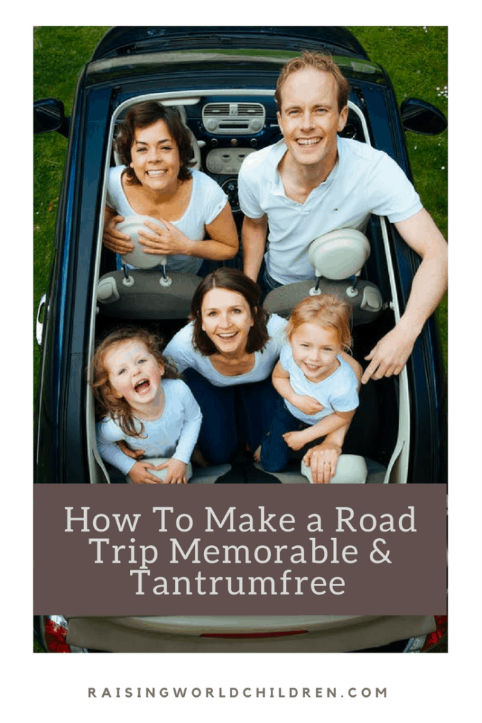 Tips to have a memorable trip with kids tantrumfree www.raisingworldchildren.com | Travel | Travel with Kids | Road Trip | Memorable Travel | Tantrumfree