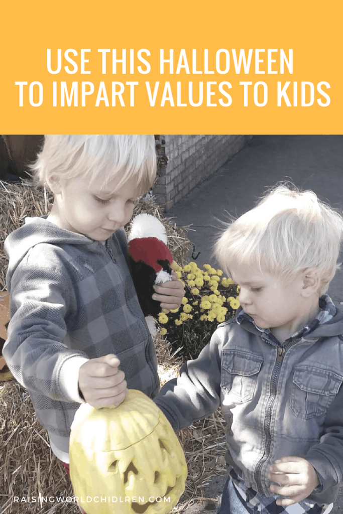 Use Halloween To Impart Values To Kids | Raising World Children | Wholesome Halloween