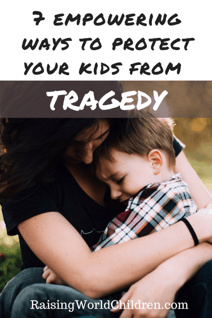 7 Empowering Ways To Protect Your Kids From Tragedy | Prepare Kids For Tragedy | Disaster Preparation for kids