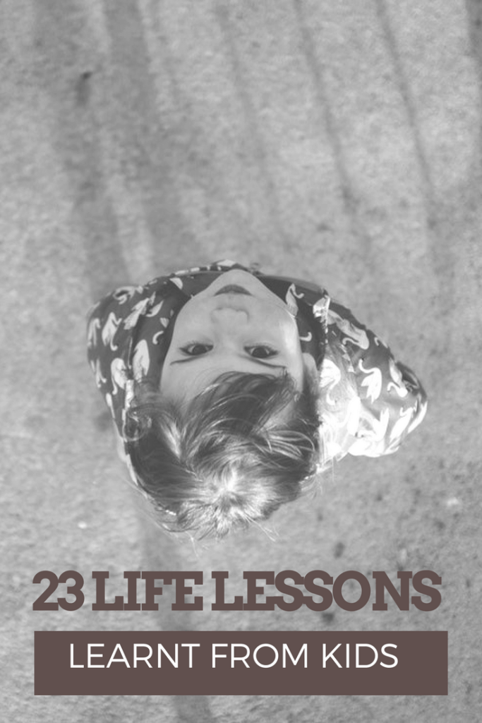 Raising World Children Brings You 23 Life Lessons Learnt From Kids Around You