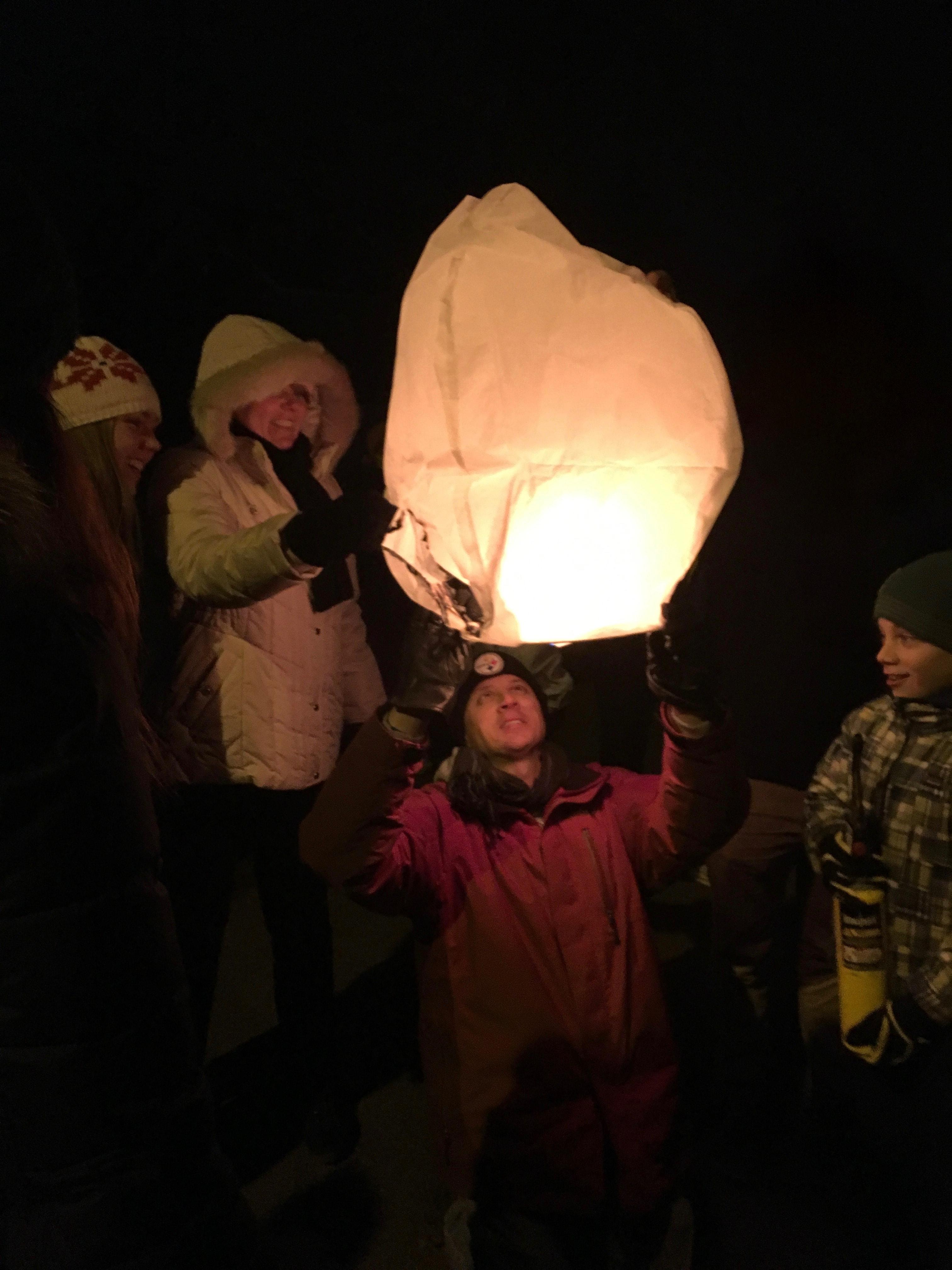 lantern Deborah Fingerlow