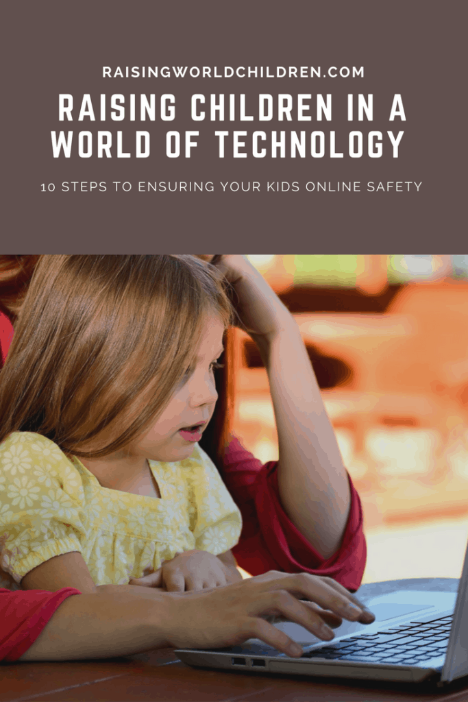 Raising Children In A World Of Technology | Parenting | Family | Kids Safety | Online Behaviour | Keeping kids safe oline