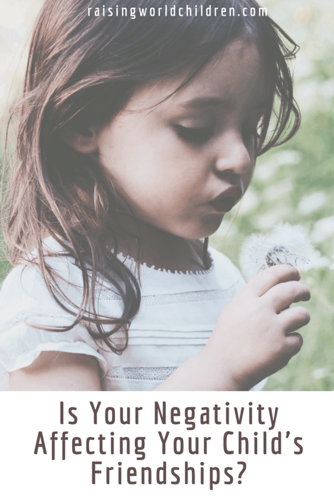 How to Ensure Your Child Has Lasting Friendships | Friends | Kids | Removing negativity from kids' lives