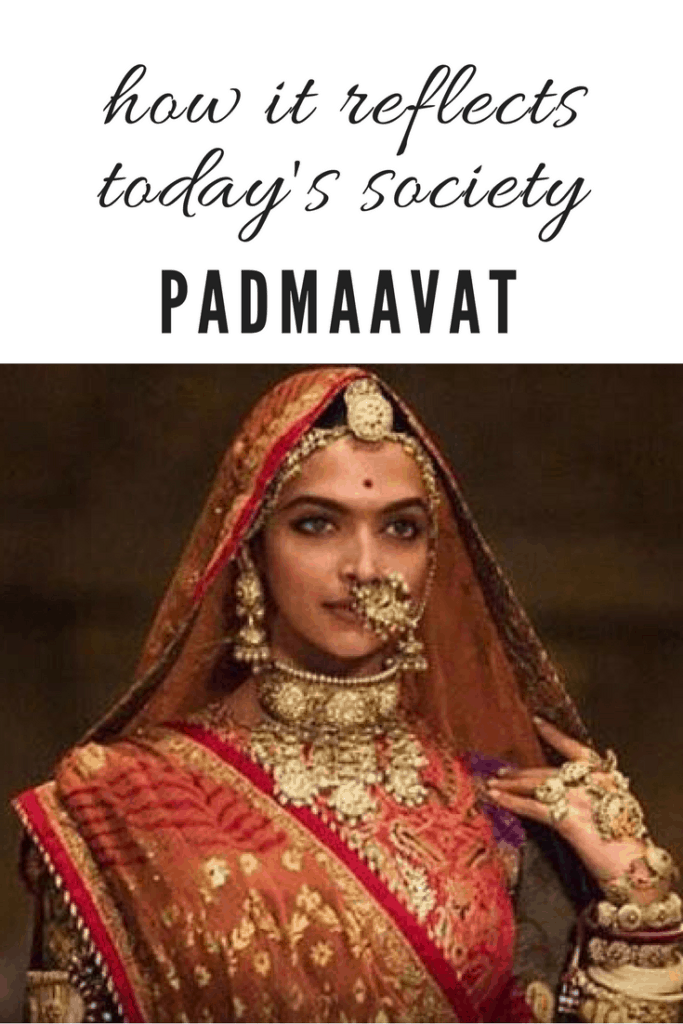 Not unlike 13 reasons why, Padmaavat gives an oppurtunity to discuss with your older kids what is wrong with society | Family conversation
