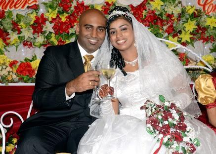 Christopher Managlorean Wedding