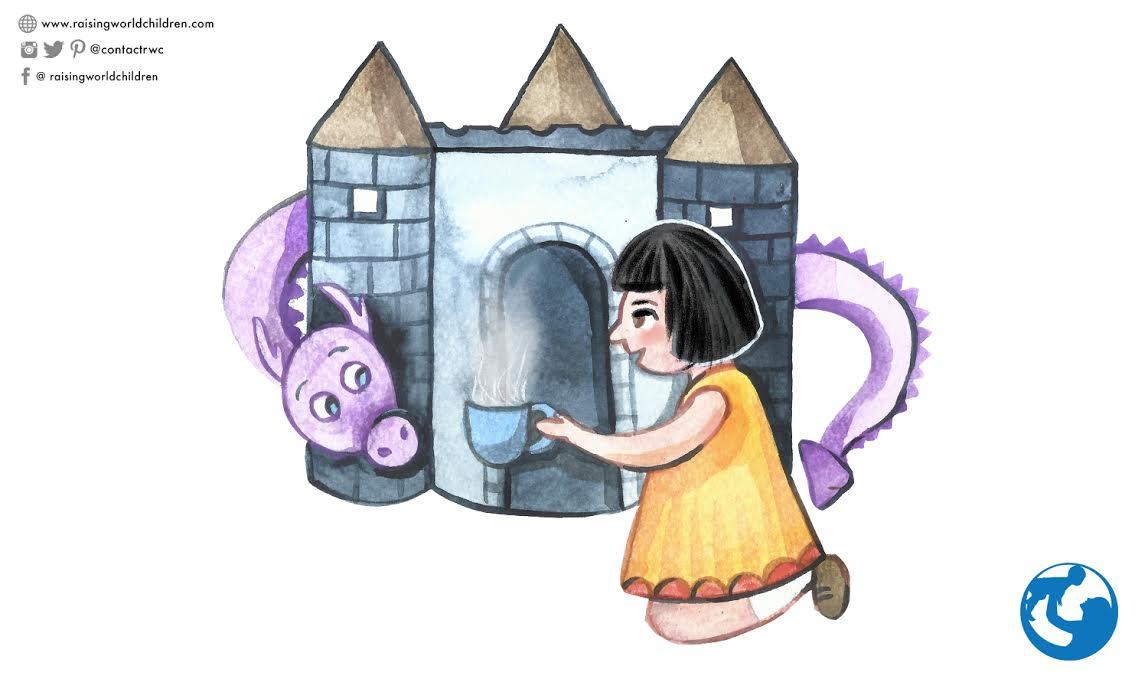 Raising World Children Mythology