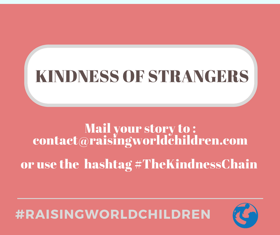 Raising World Children - The Kindness Chain