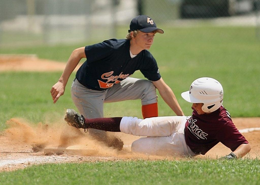 Raising World Children Baseball