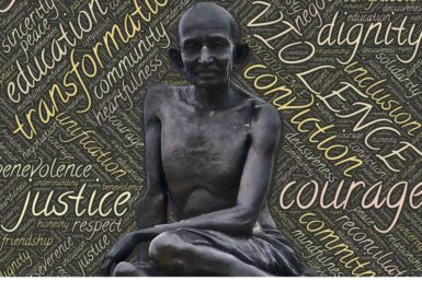 Mahatma Gandhi Life Lessons Teachings
