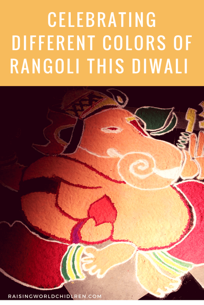 Celebrating DIfferent Colors oF Rangoli This Diwali - Different Reasons For Significance of Diwali Origin