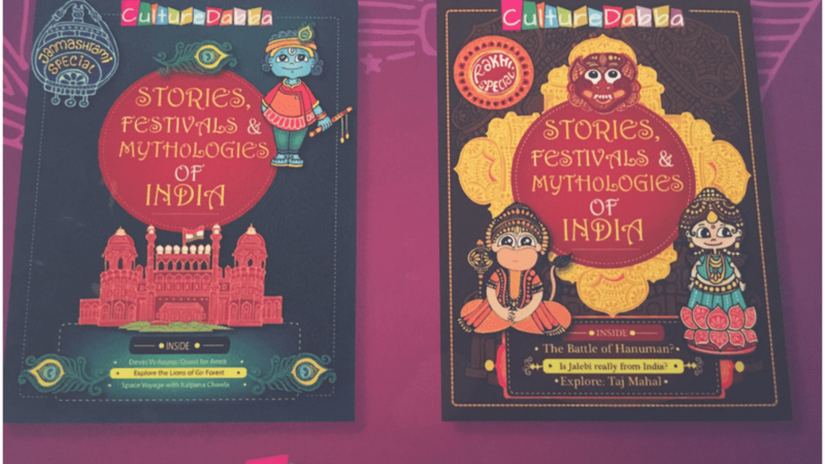Making Diwali Special With CultureDabba - Giveaway