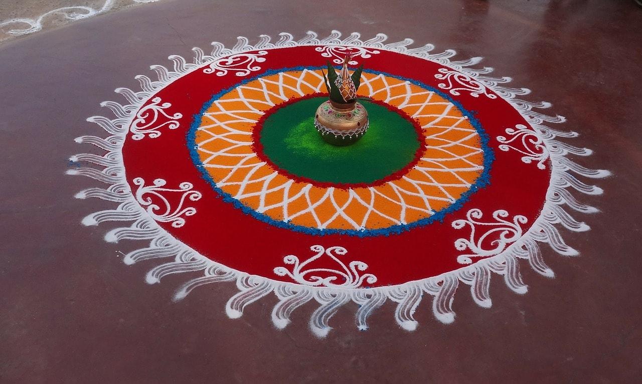 Celebrating Different Colors Of Rangoli This Diwali