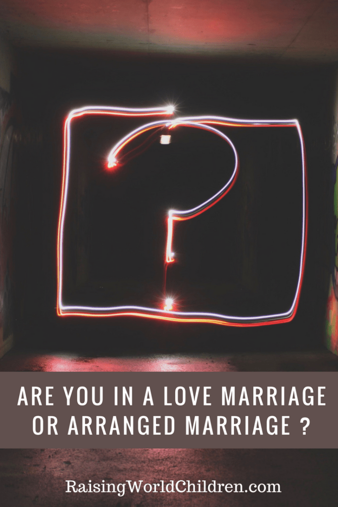 Are you in a love marriage or arranged marriage ? | Raising world children | life lessons | happiness | truth | marriage