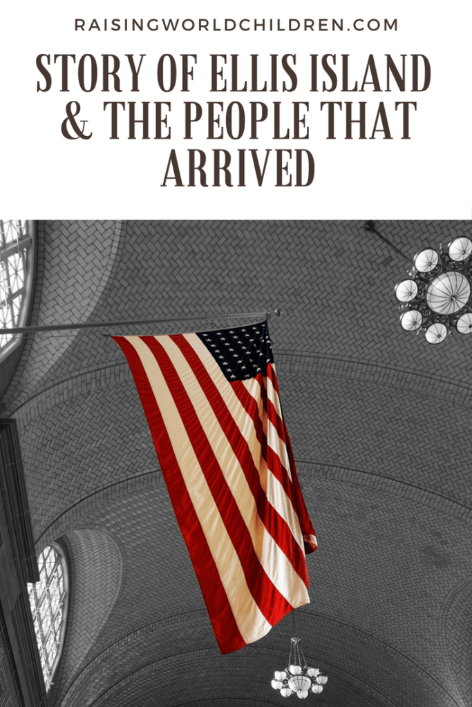Story Of Ellis Island and The People That Arrived   History of Ellis Island   Raising World Children