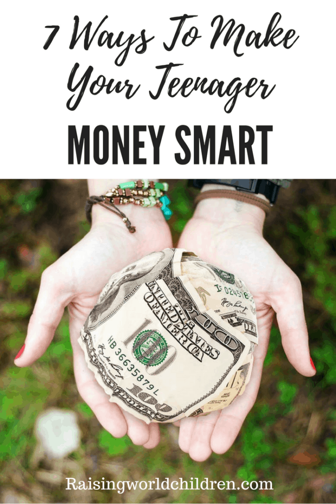 7 Step by Step Ways To Help Your Teen Become Financially Independent | Family goals | Teaching Kids Financial Planning