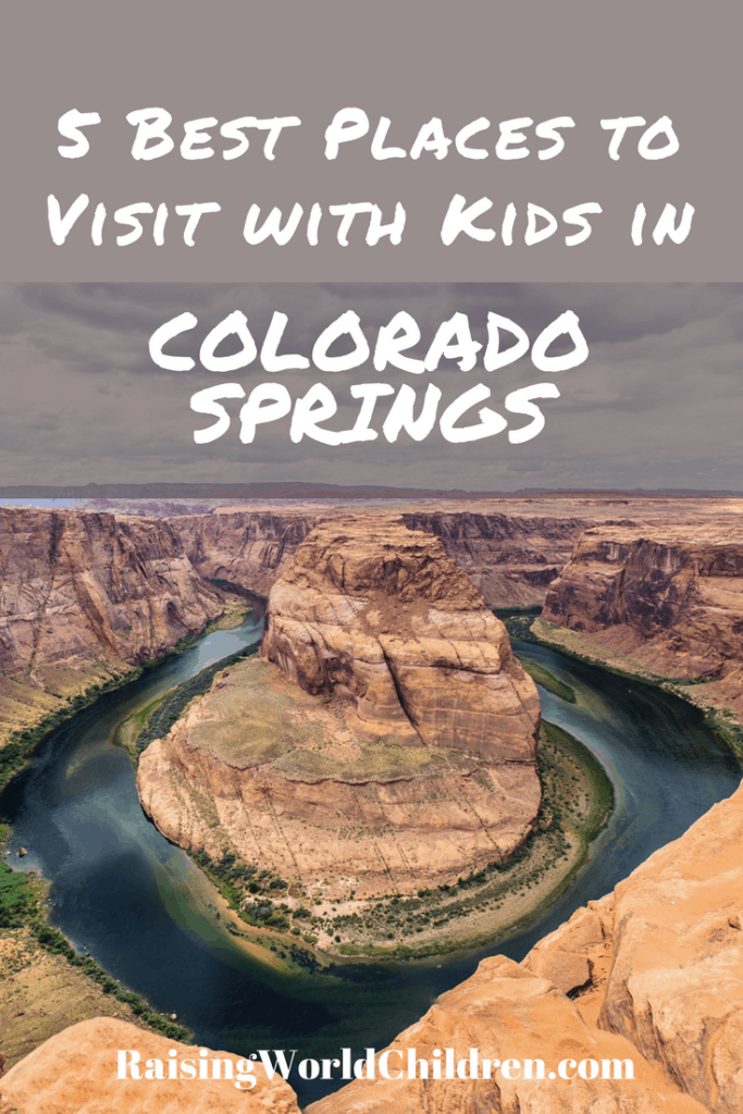 5 Best Places to Visit With Kids in Colorado Springs | Travel | kids | Family | Colorado
