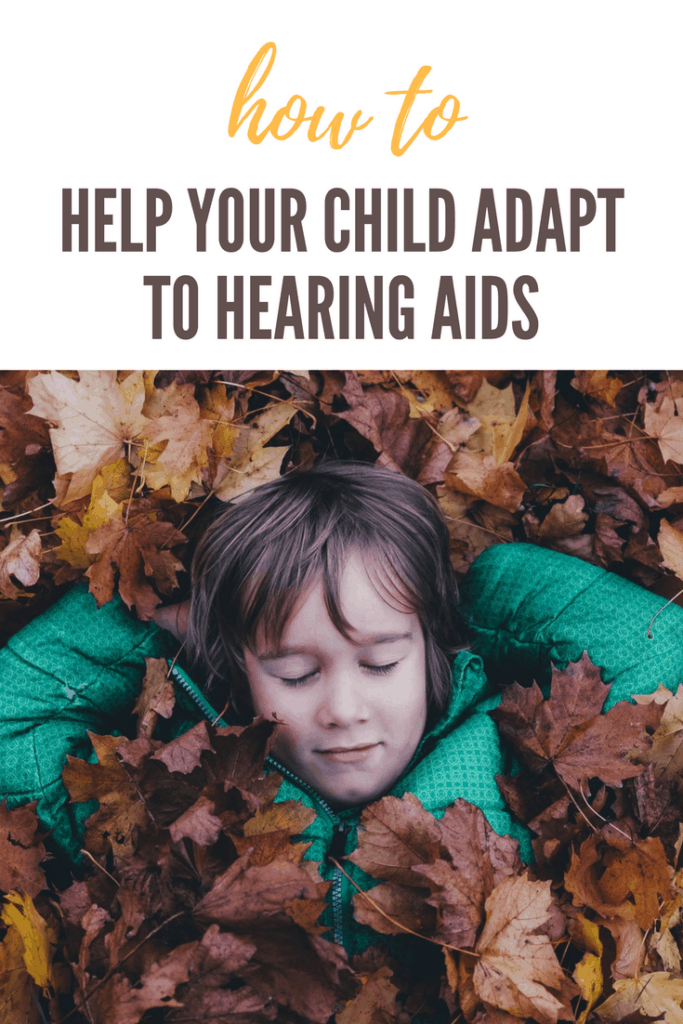 How To Help Your Child Adapt to Hearing Aids | Helping your child getting use to hearing aids | Parenting tips | Family