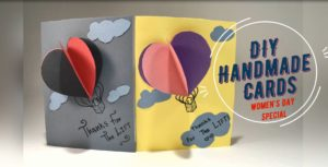Handmade Card Women's Day Featured Image