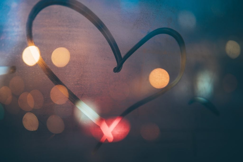 connection heart