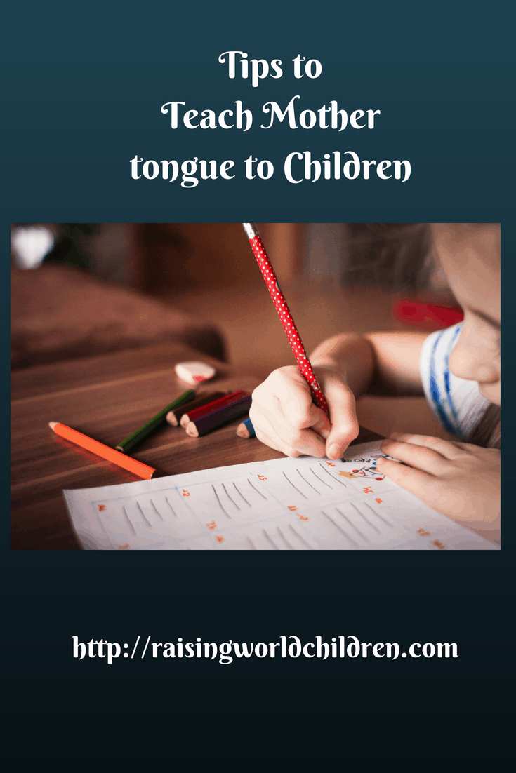 Teaching Mother tongue