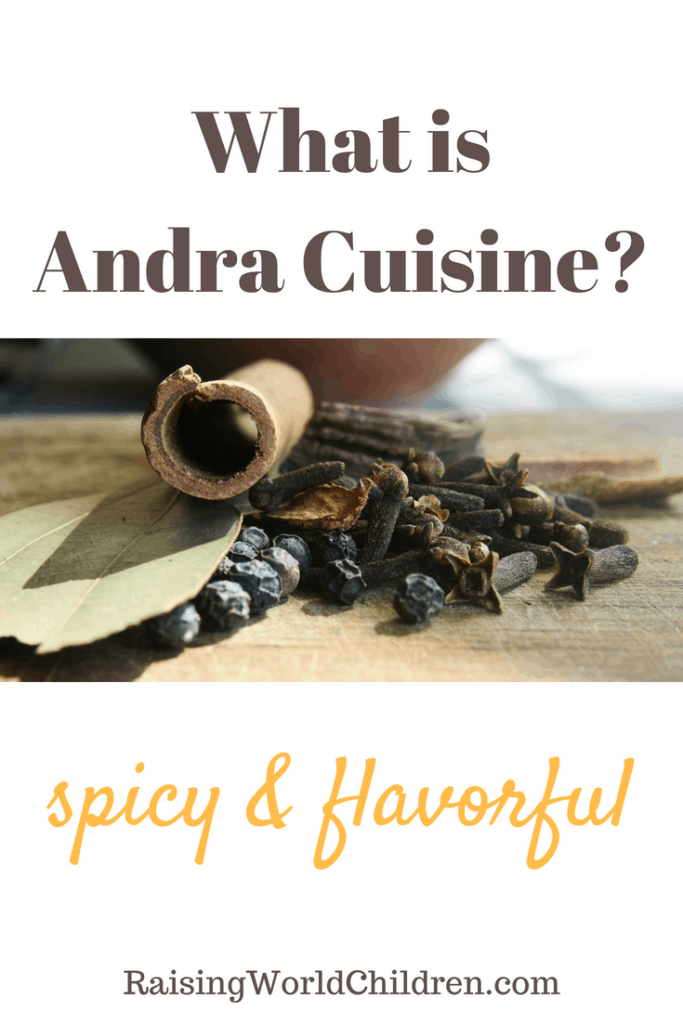 Learn all about the varied cuisine of Andra Pradesh, India