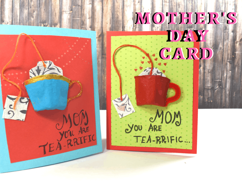 How To Make An Easy Mother S Day Card Raising World Children