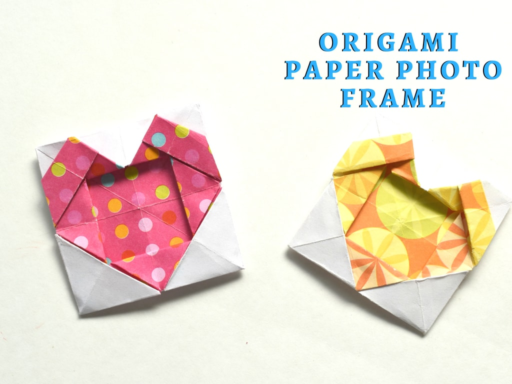 origami frame - Raising World Children