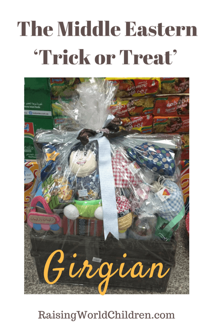 Girgian – The Middle Eastern 'Trick or Treat' - Raising