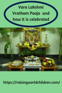 Sri Varalakshmi Vratham - A Festival to Appease Goddess