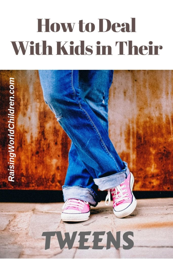 How to Deal With Kids in Their Tweens #teenagers #parenting #teenparenting