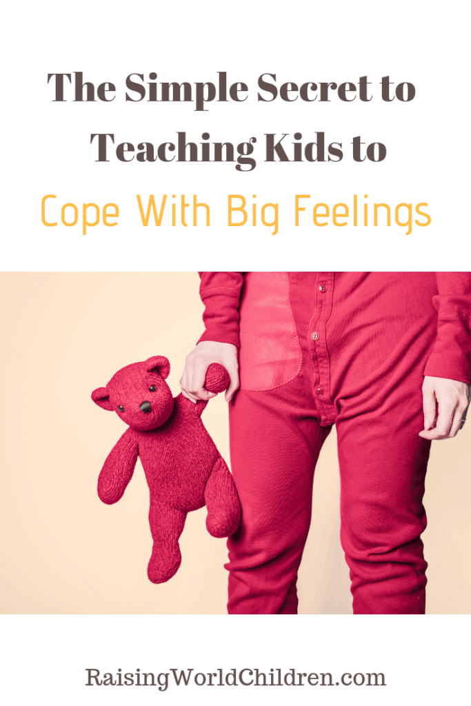 How do you Teach kids to Cope with Feelings