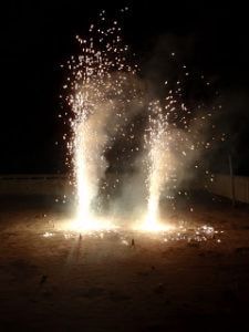Deepavali Fire crackers