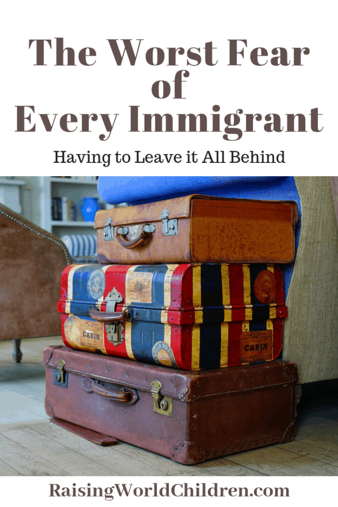 Living with the Worst Fear of Every Immigrant - Having to Leave it all Behind