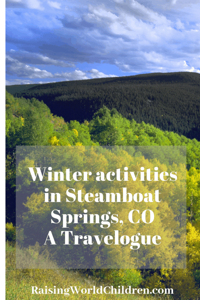 Winter Activities in Steamboat Springs, CO