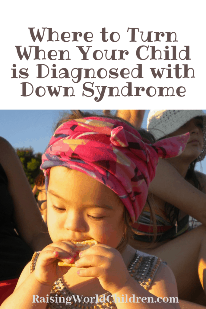 Where to Turn When Your Child is Diagnosed with Down