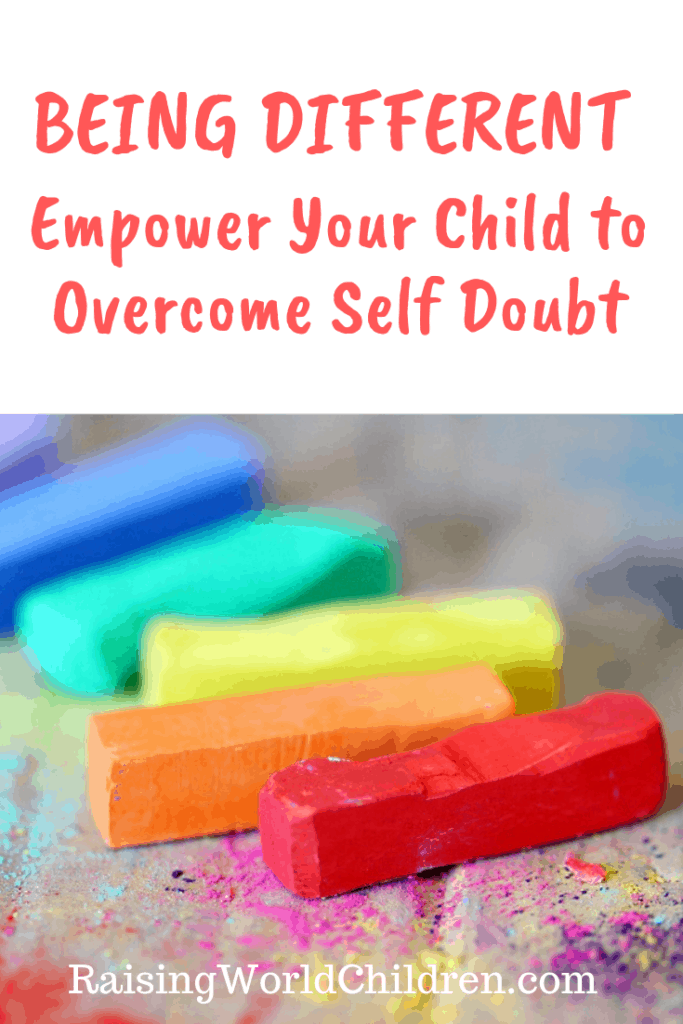 Overcome Self Doubt - Being Different