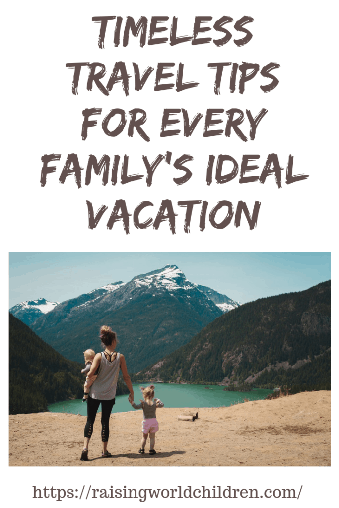 travel tips vacation