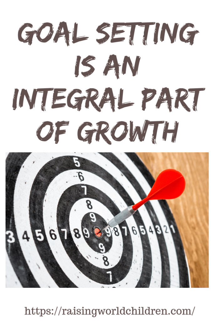 Goal Setting is an Integral Part of Growth
