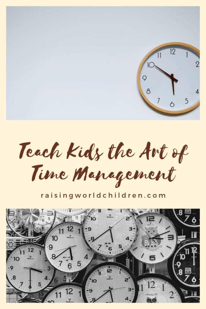 10 Practical Ways to Teach Kids the Aet of Time Management