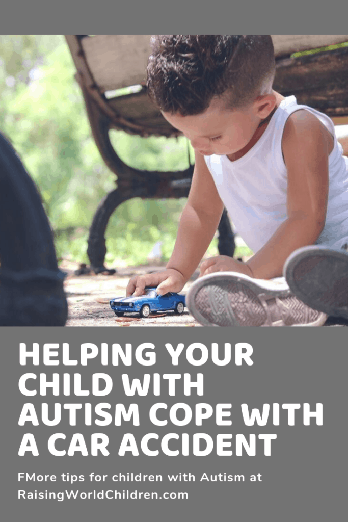 Helping Your Child with Autism Cope with a Car Accident