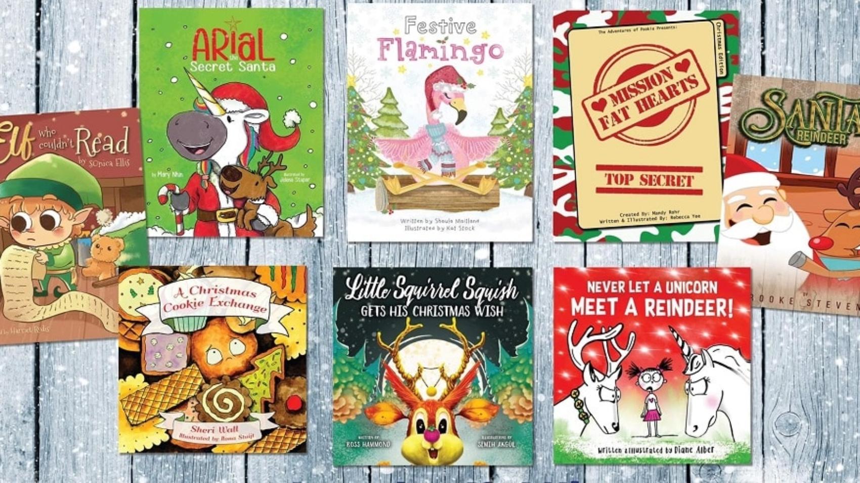 Uplifting Children's Books for Christmas 2019