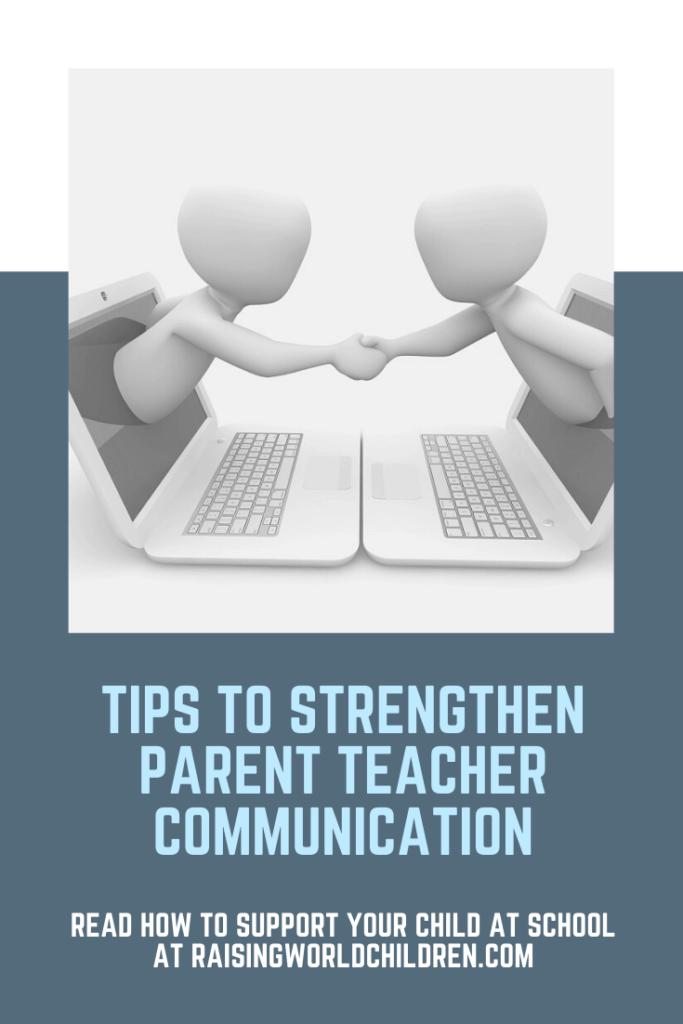 Tips to Strenghten Parent Teacher Communication