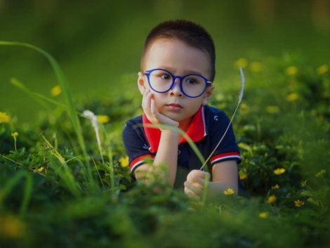 Glasses or Contacts How to Know Which is Best for Your Child