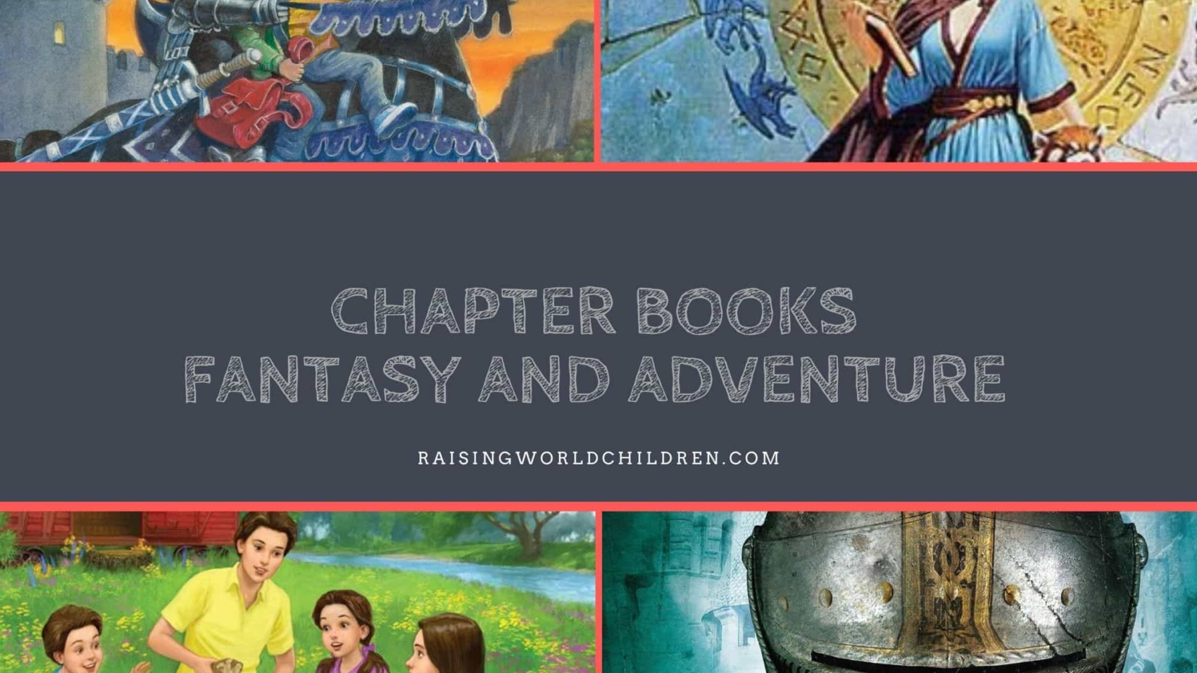 Chapterbooks for kids