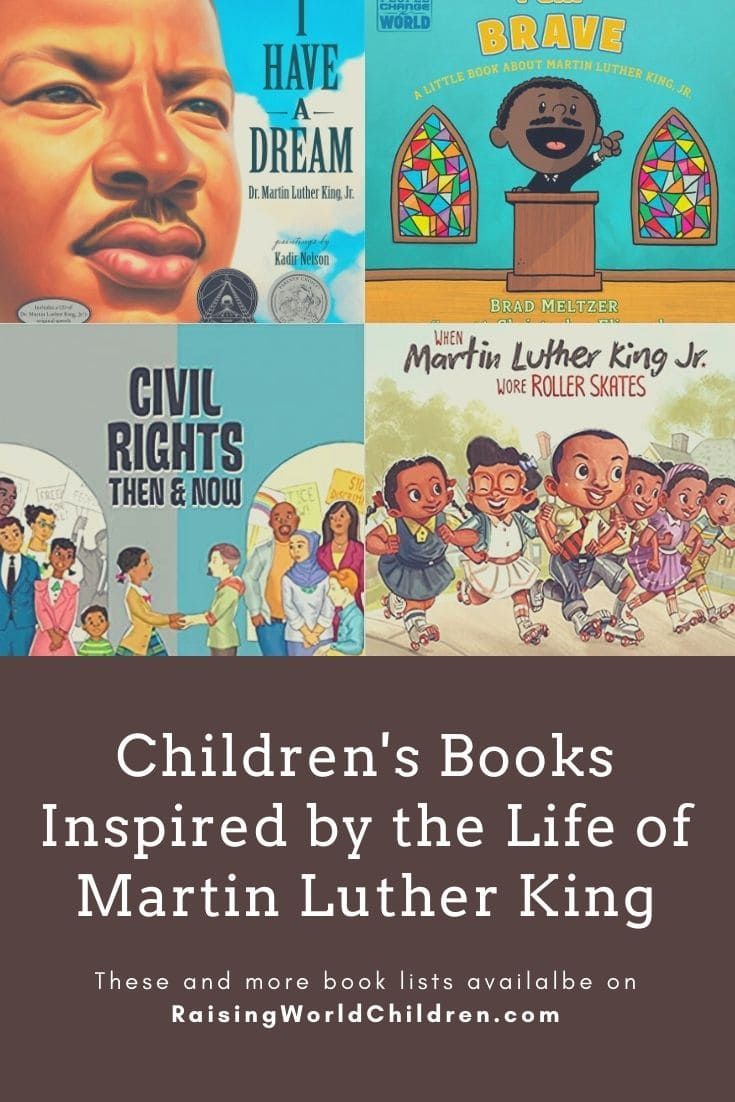 Children's Books Inspired by the Life of Martin Luther King