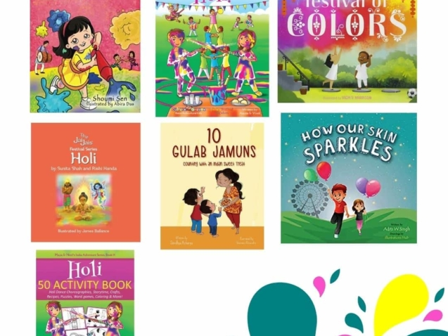 Meaningful Books for Holi(1)